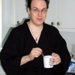 morning-coffee (Look at that hair!!!)