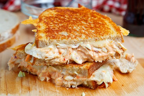 recipe] Roast turkey Reuben sandwich