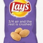 "crushedair (Lays asks the Internet: ""Please, come troll us!"")"