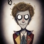 doctor_burton_6_by_michaelthepure-d6wvvfk (If Tim Burton did Dr Who)
