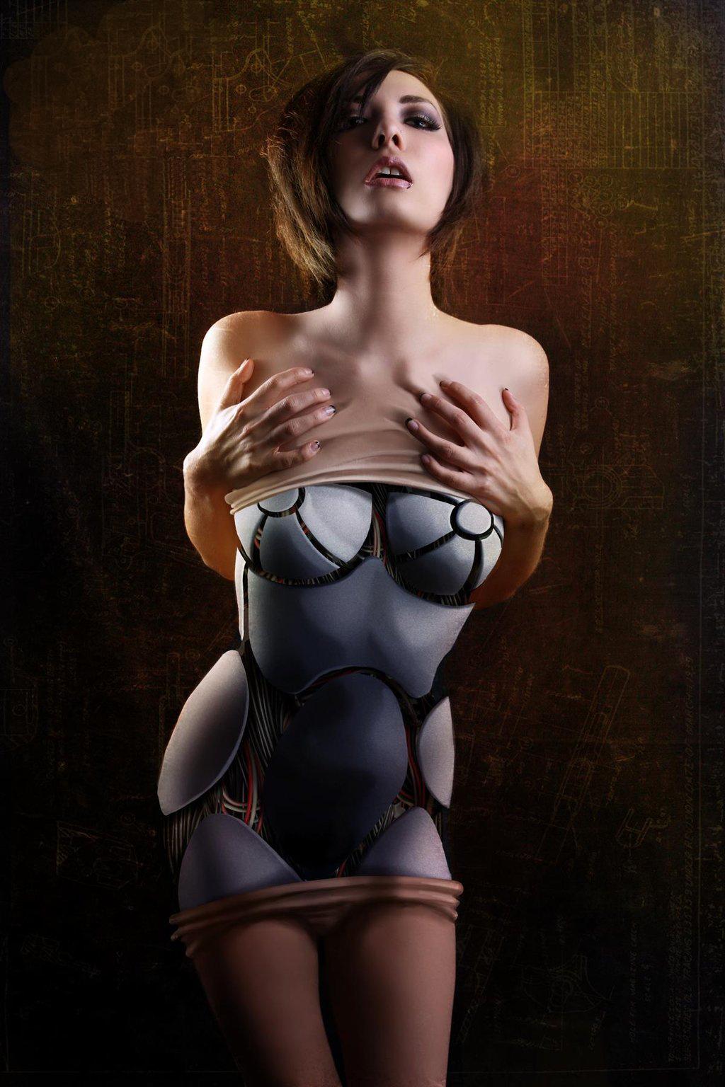 Cyborg naked pics, porn blasphemy